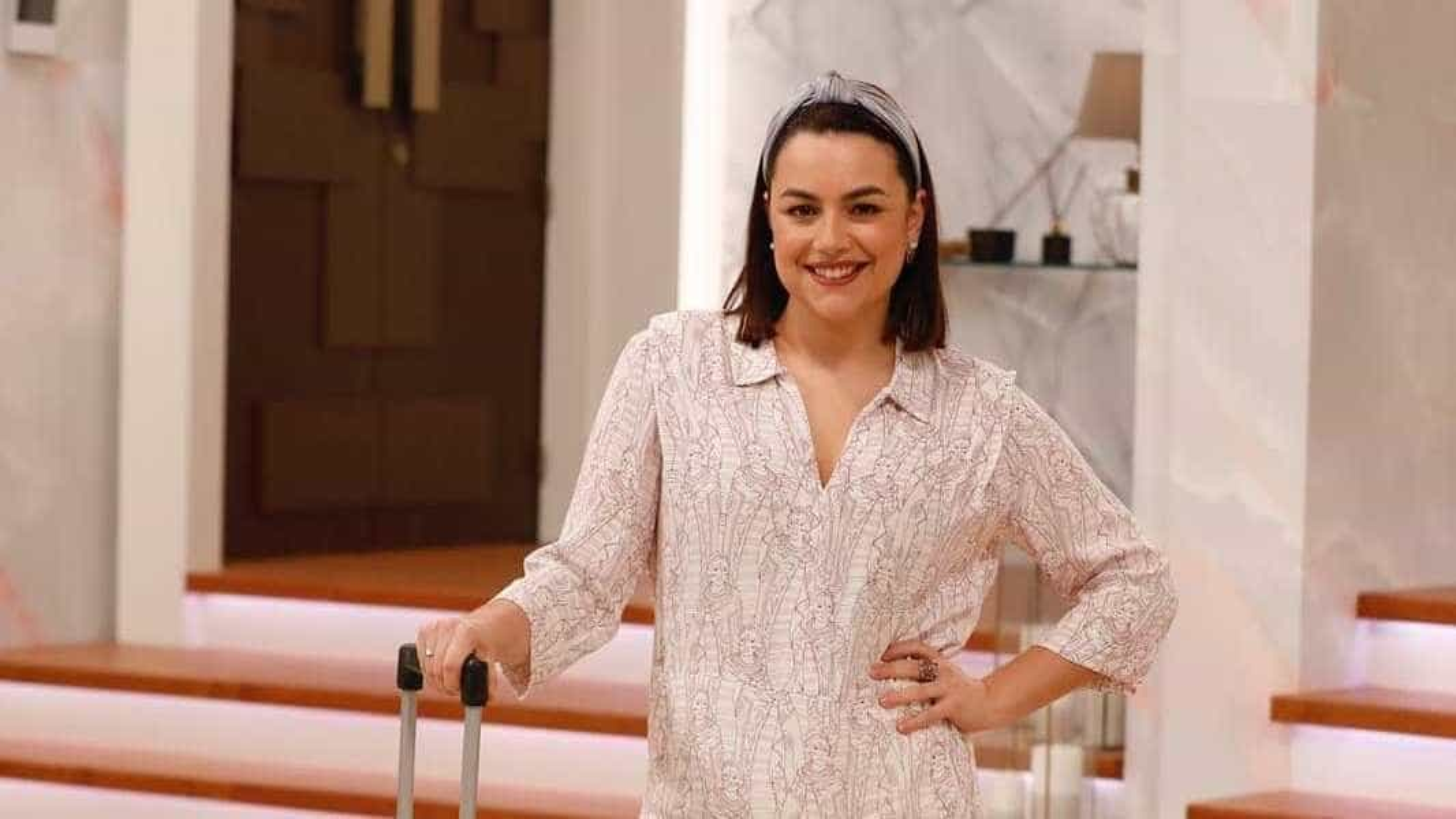 Ana Guiomar diz 'sim' a desafio proposto por Cristina Ferreira