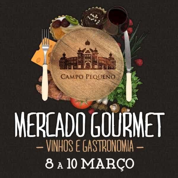 Mercado Gourmet, Vinhos e Gastronomia promove produtos típicos