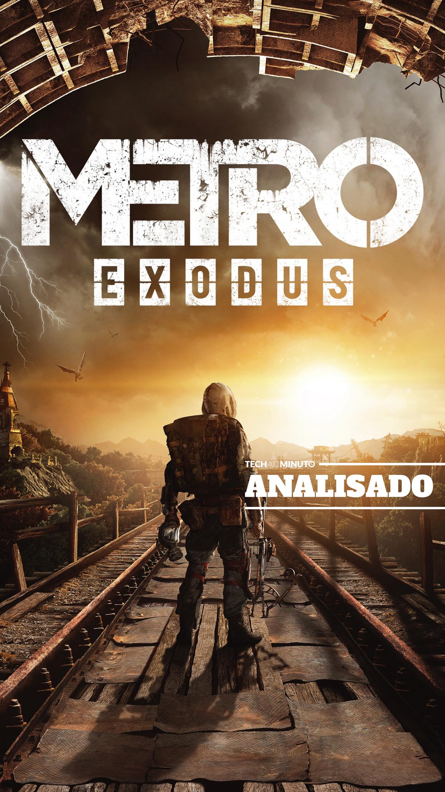 Metro Exodus: Uma travessia de comboio para não esquecer
