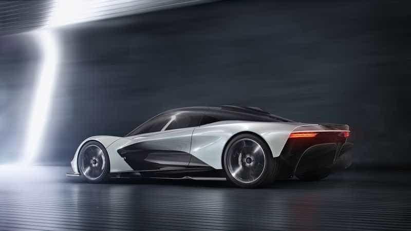 Aston Martin apresentou um novo e inovador hipercarro