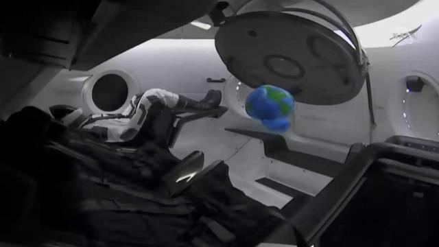 SpaceX. Peluche lançado para a Estação Espacial já esgotou