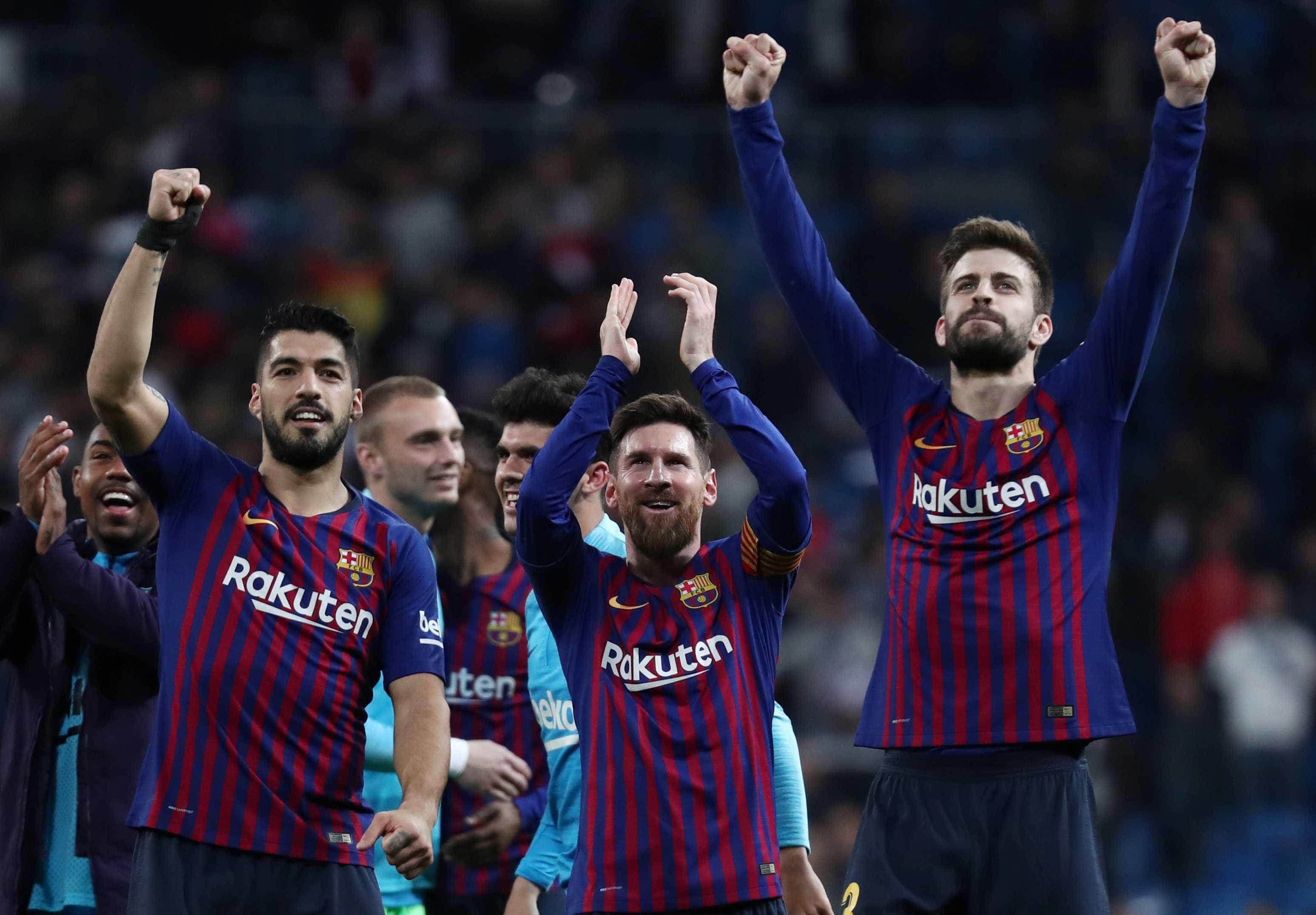 La Liga: Siga em direto os resultados e marcadores da 27.ª jornada