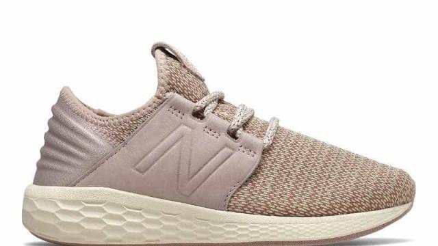 Conforto e muito estilo nos novos New Balance Fresh Foam Cruz Knit