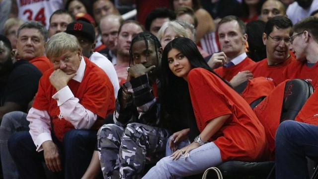 A forma original como Travis Scott 'desmentiu' a traição a Kylie Jenner