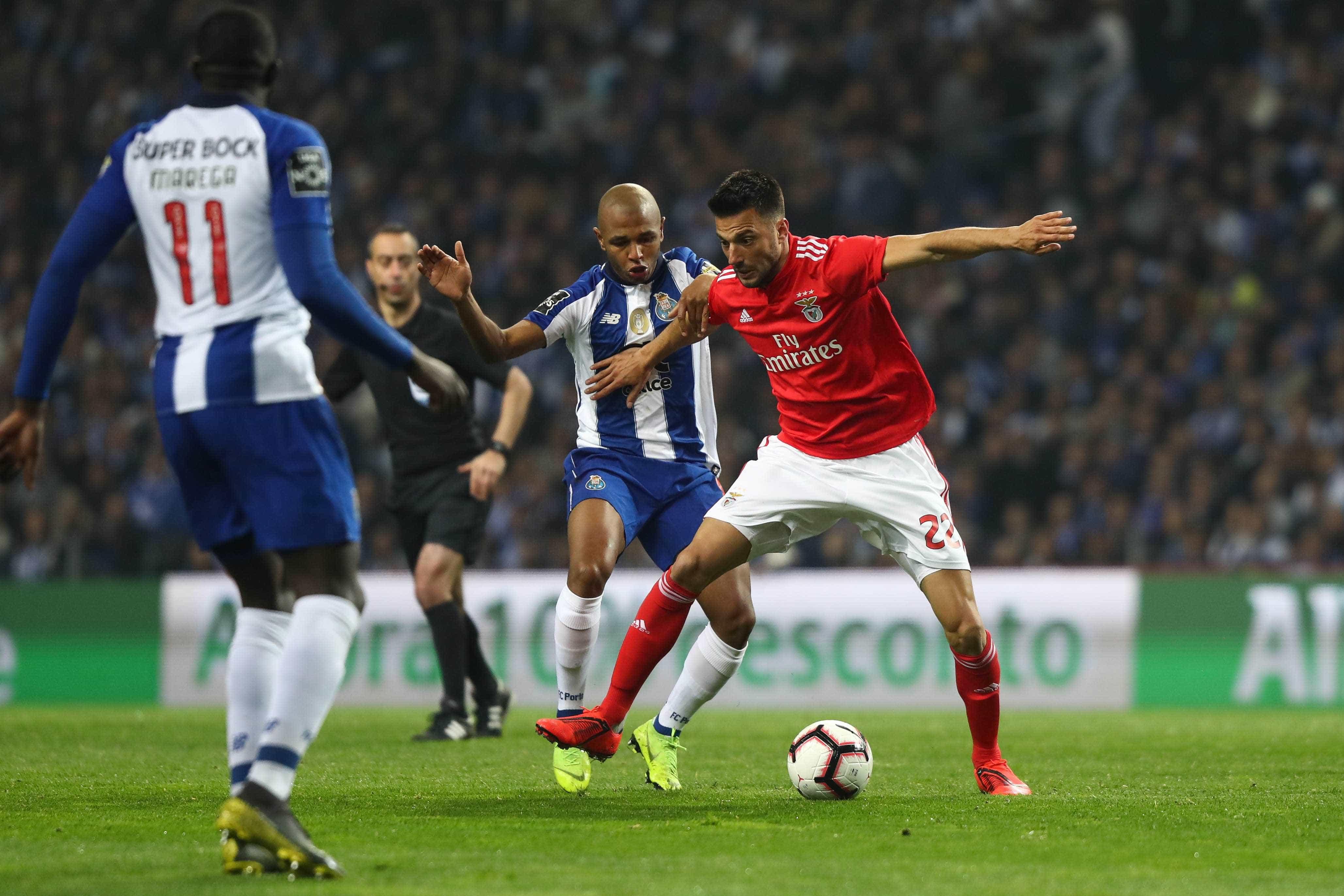 Benfica e Samaris (cada vez) mais perto da renovação