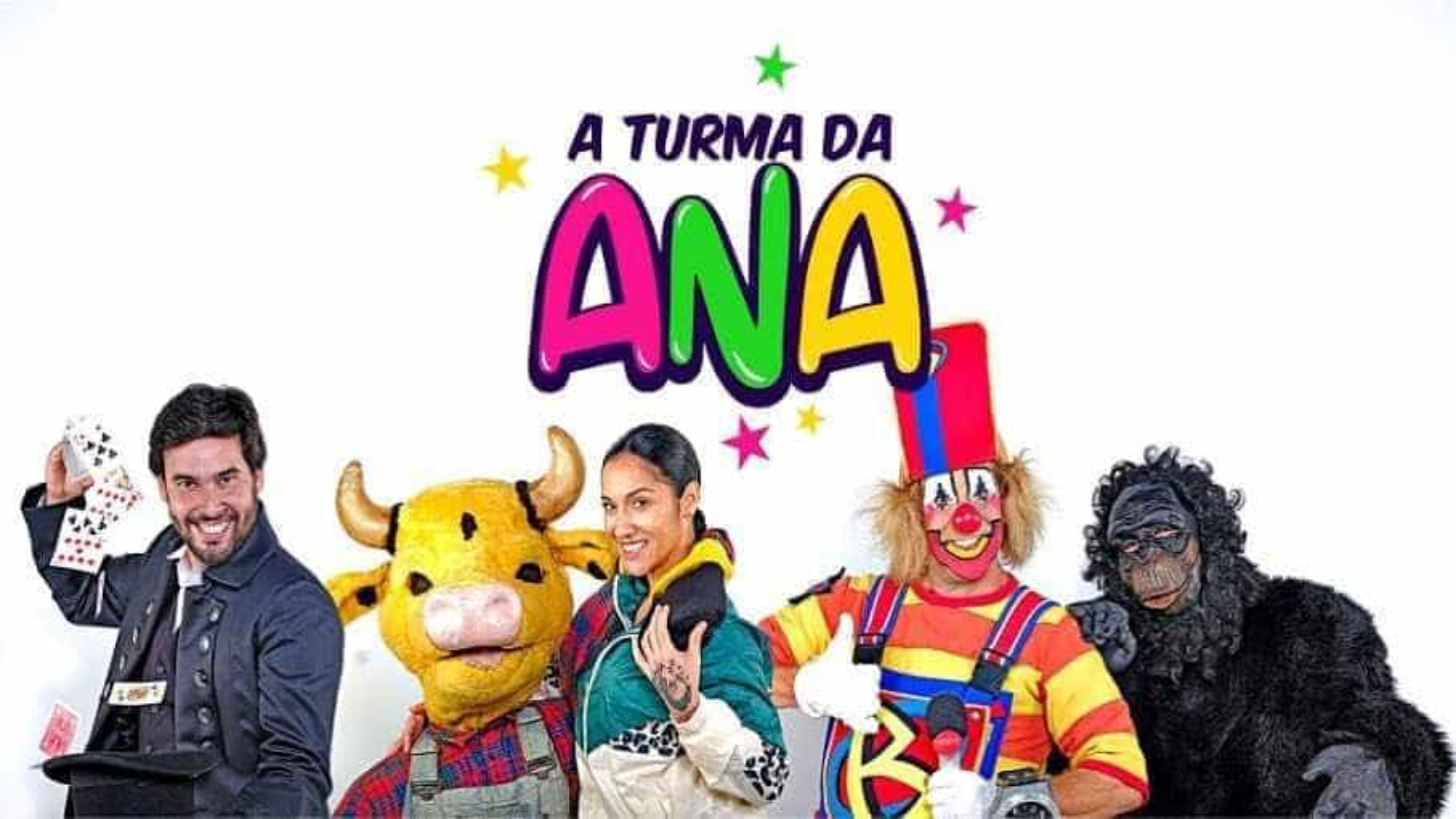 Ana Malhoa vai percorrer o país com 'Super Buéréré' e 'Batatoon'