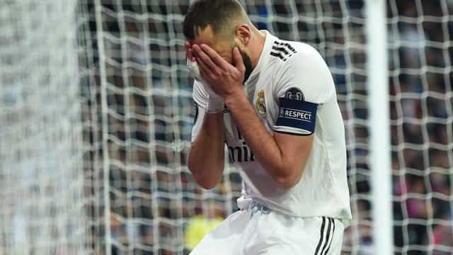 Os seis erros fatais que explicam a época desastrosa do Real Madrid