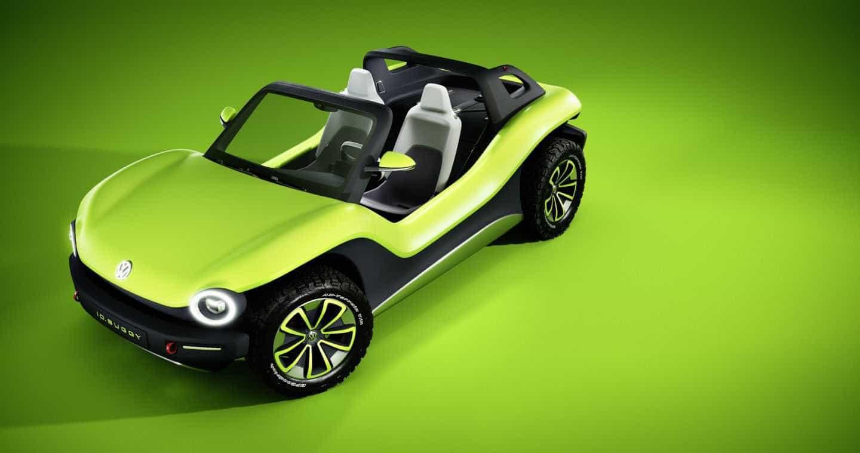Volkswagen desvendou o Buggy elétrico que vai querer ter