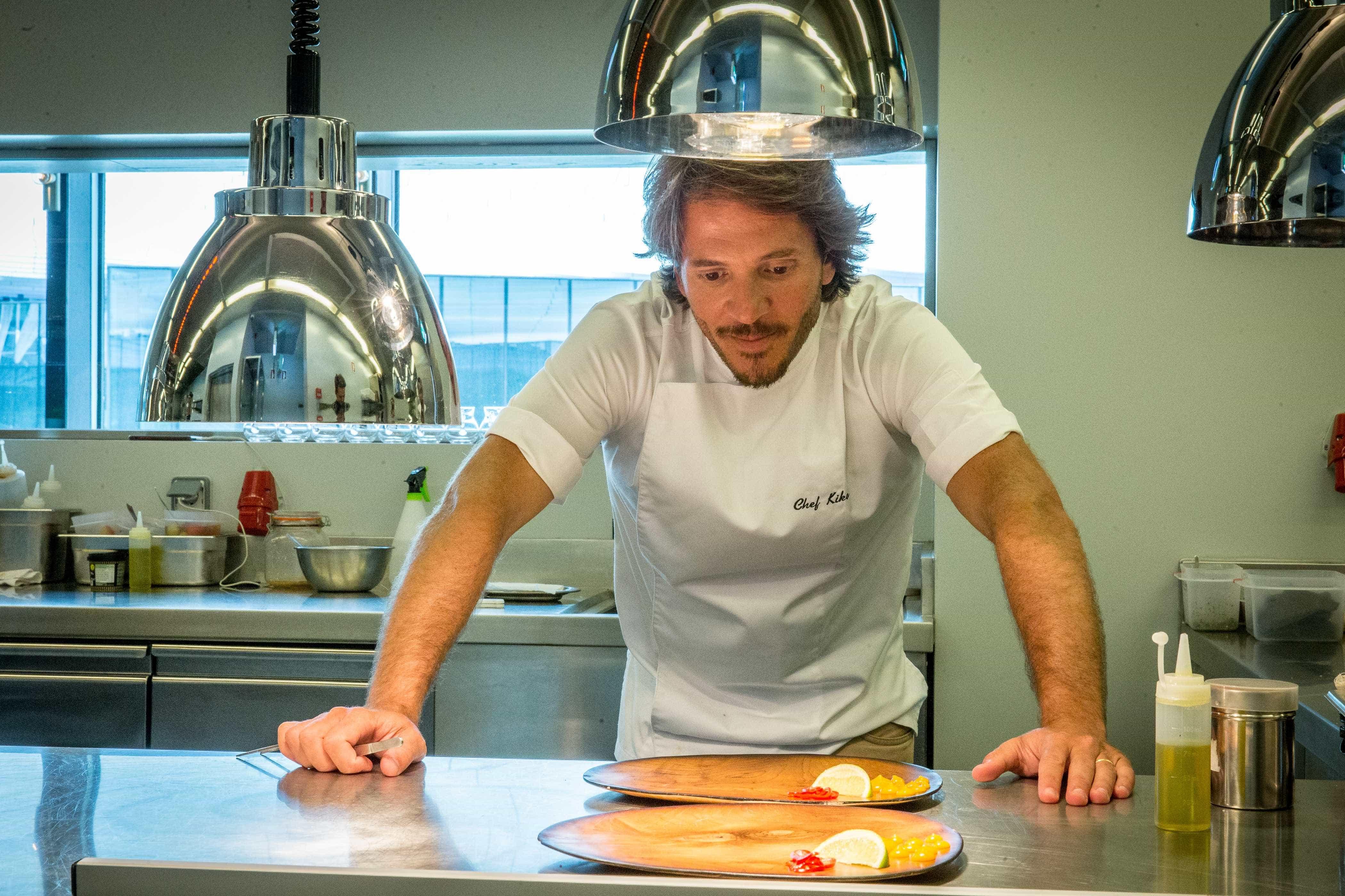 Chef Kiko venceu ou não um concurso de culinária da NASA?