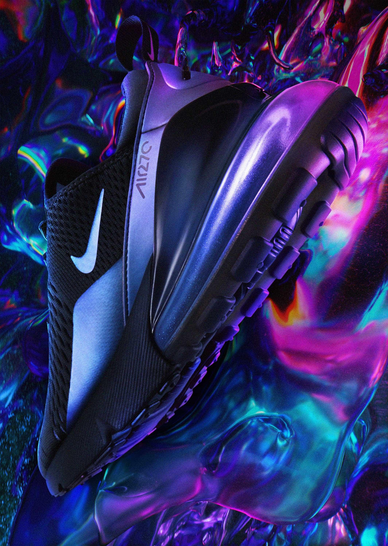 Apresentamos-lhe os ténis do futuro: Nike Air Max Throwback Future Pack