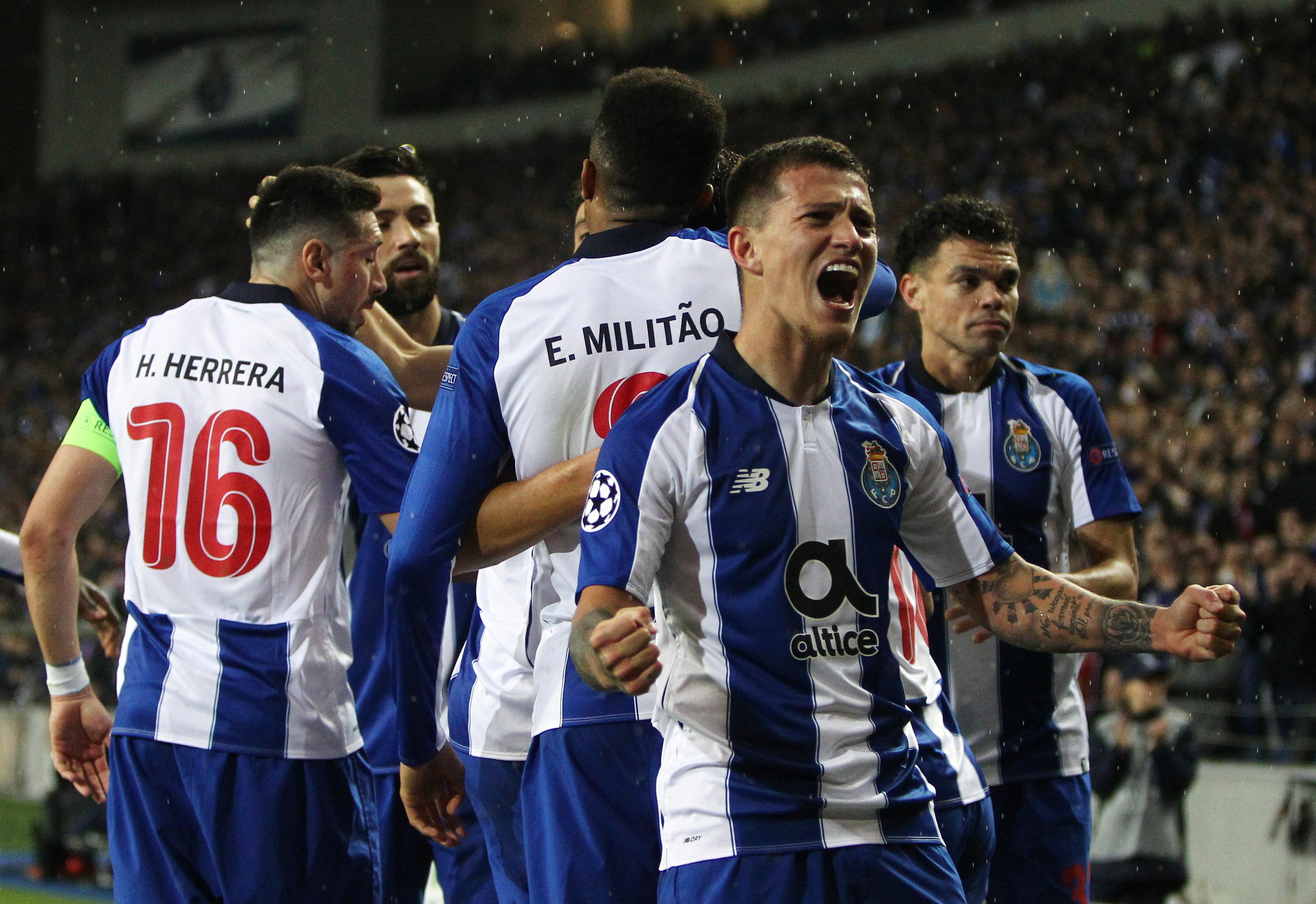 FC Porto lidera ranking da UEFA em 2018/19