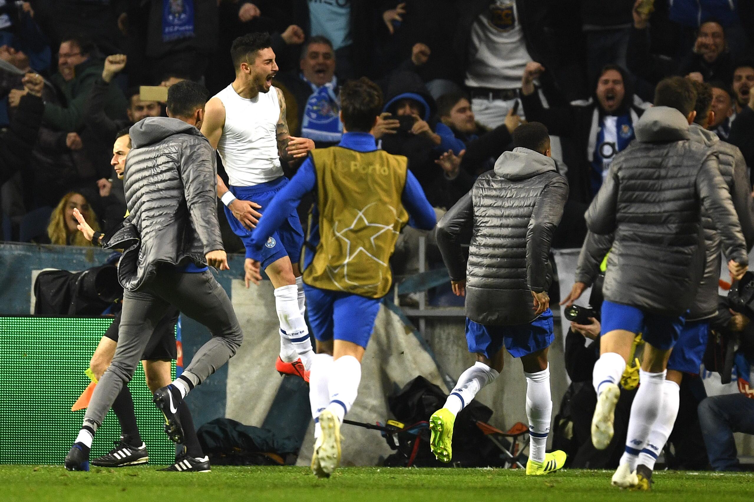 Quatro anos depois, FC Porto volta a estar na elite europeia