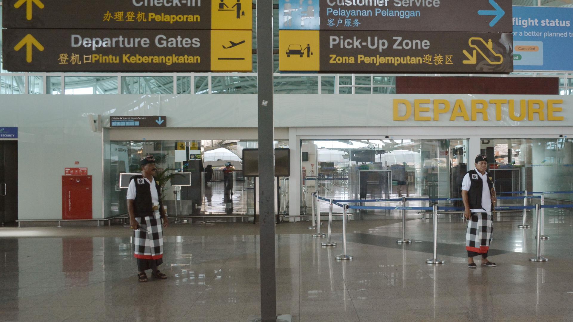 02198f85e7d Bali encerra aeroporto e limita acesso à internet. Hoje é Dia do Silêncio