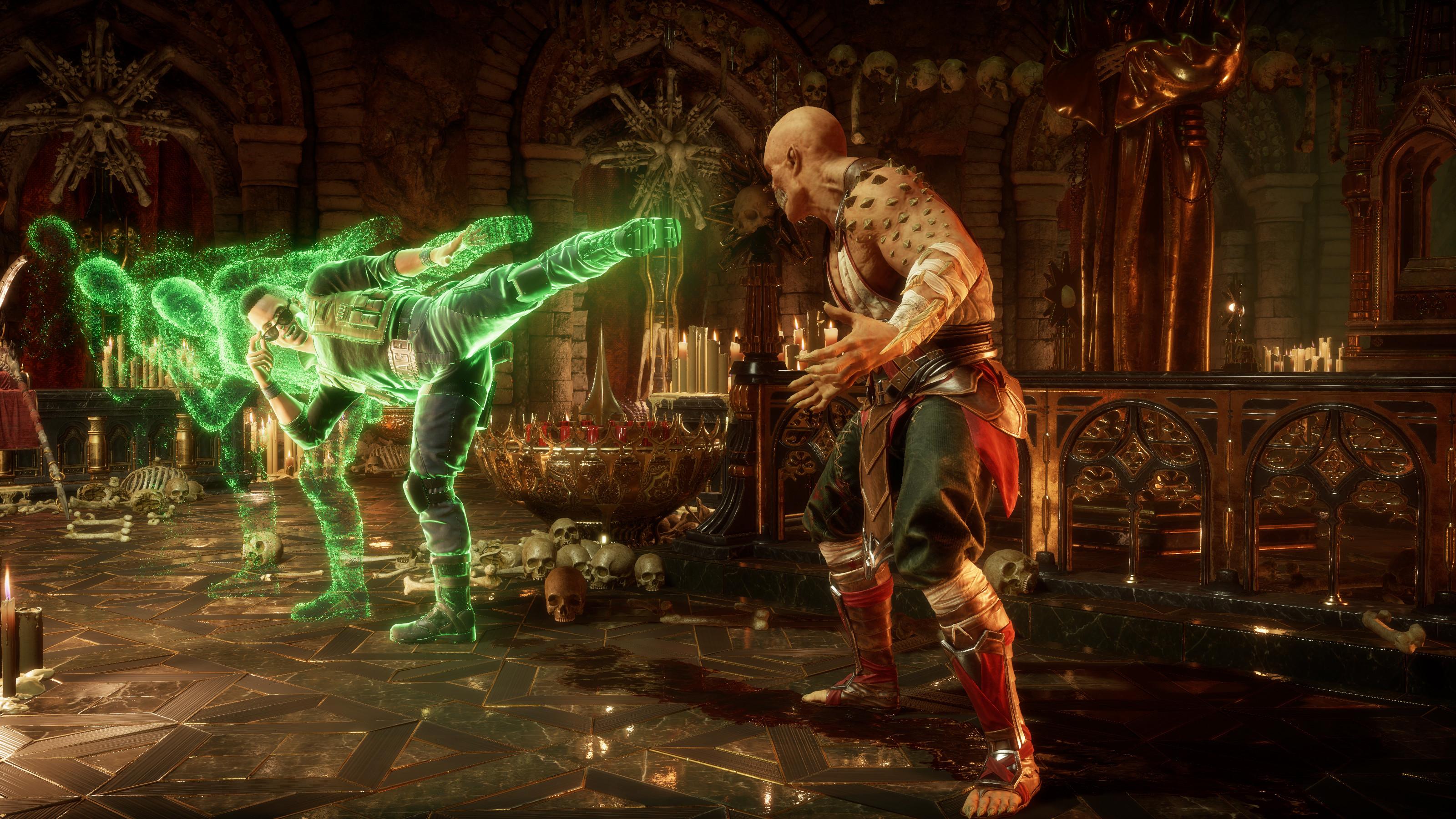 Trailer e imagens de 'Mortal Kombat 11' confirmam novos lutadores