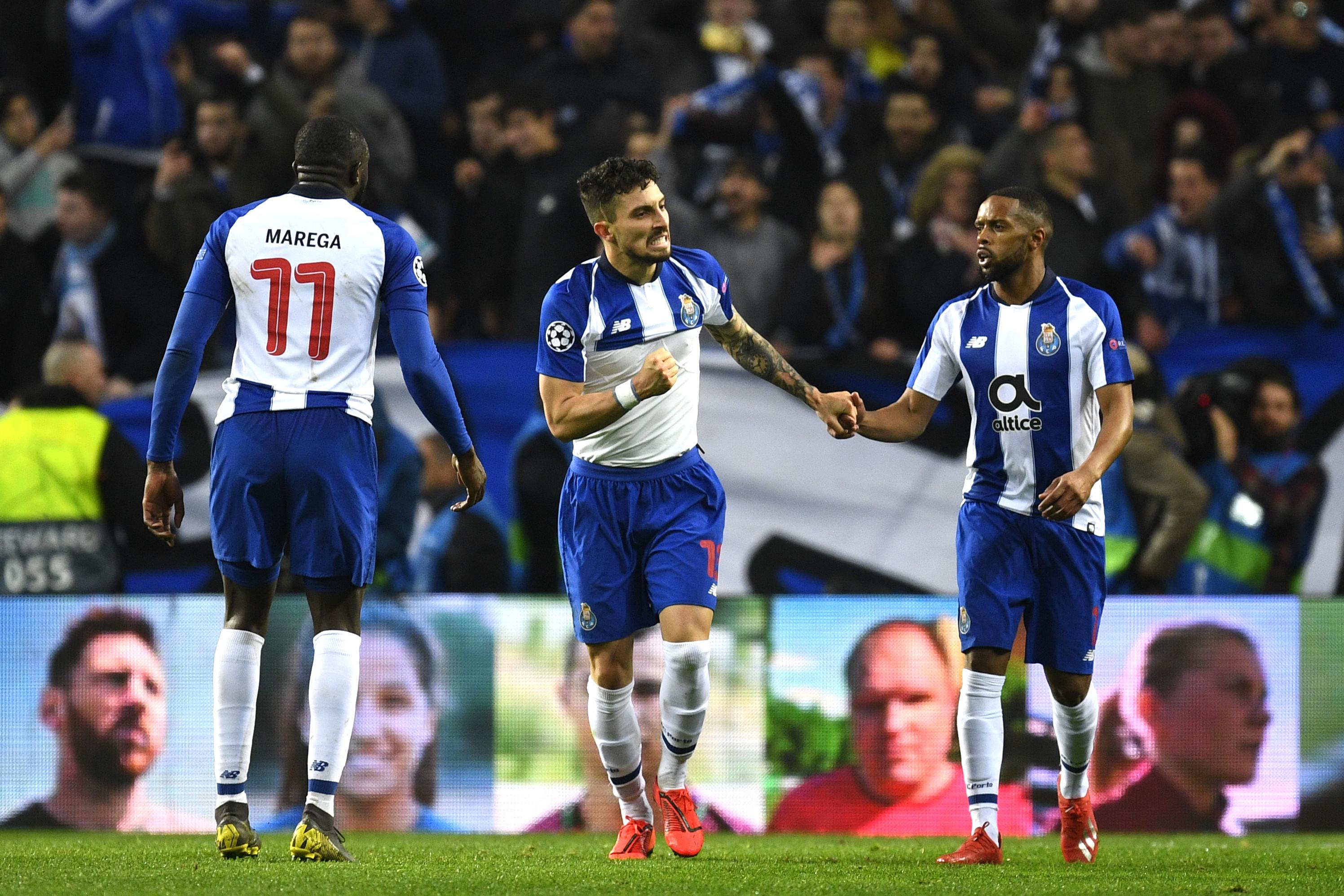 Quem é o menos favoritos a ganhar a Champions? A resposta é... FC Porto