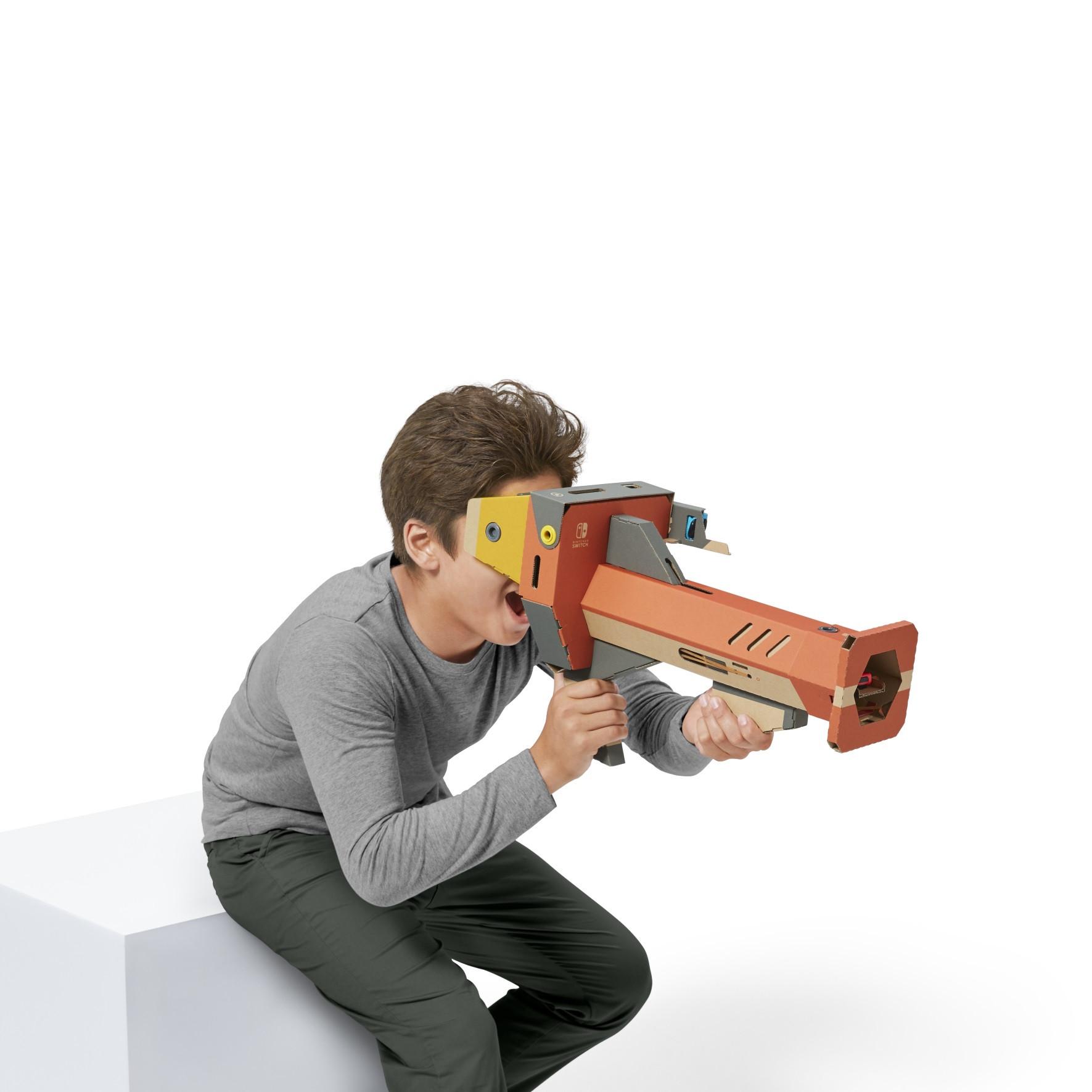Nintendo vai transformar a Switch em óculos de realidade virtual