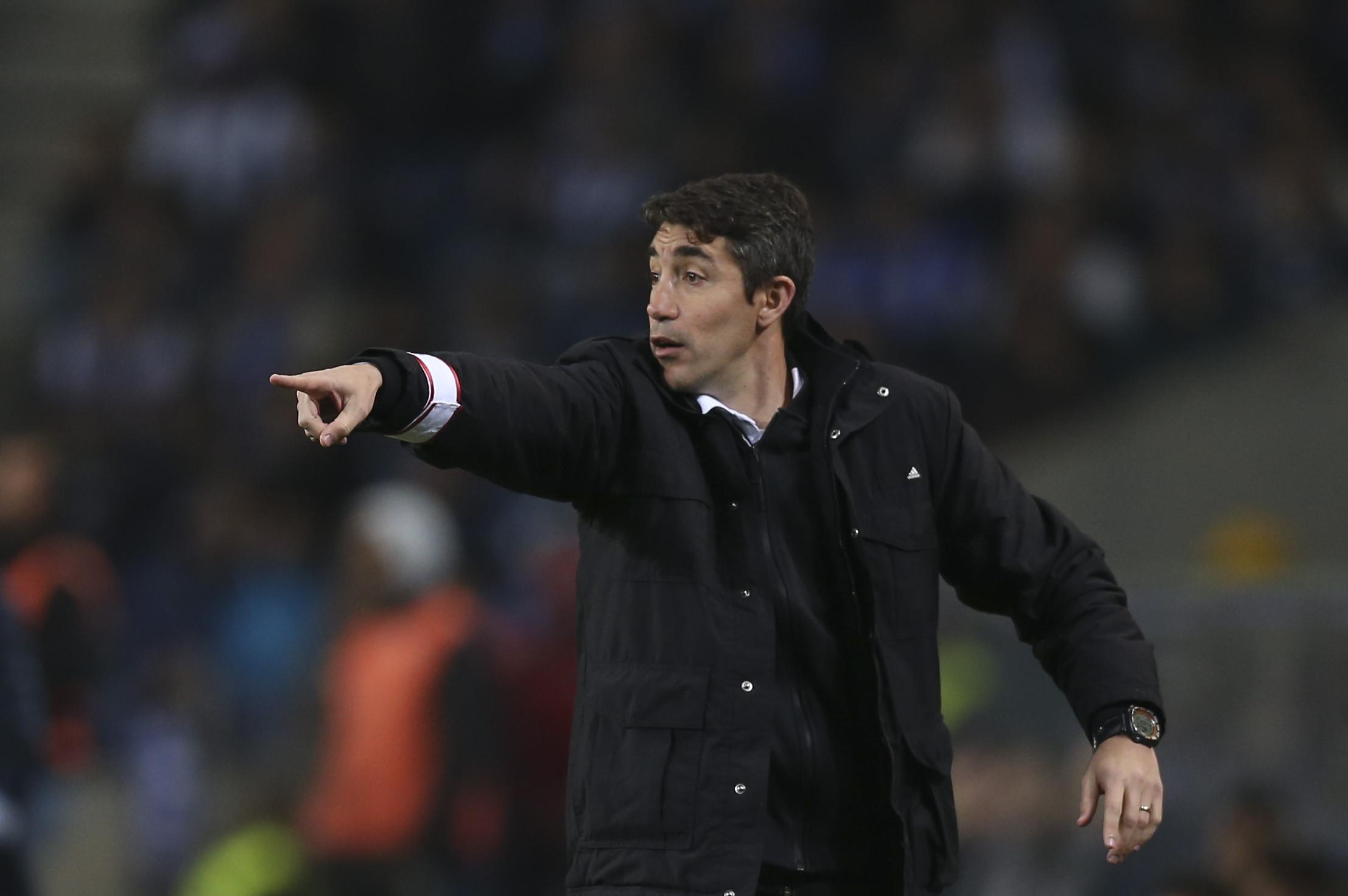 Dínamo-Benfica: Já há onzes para o jogo na Croácia