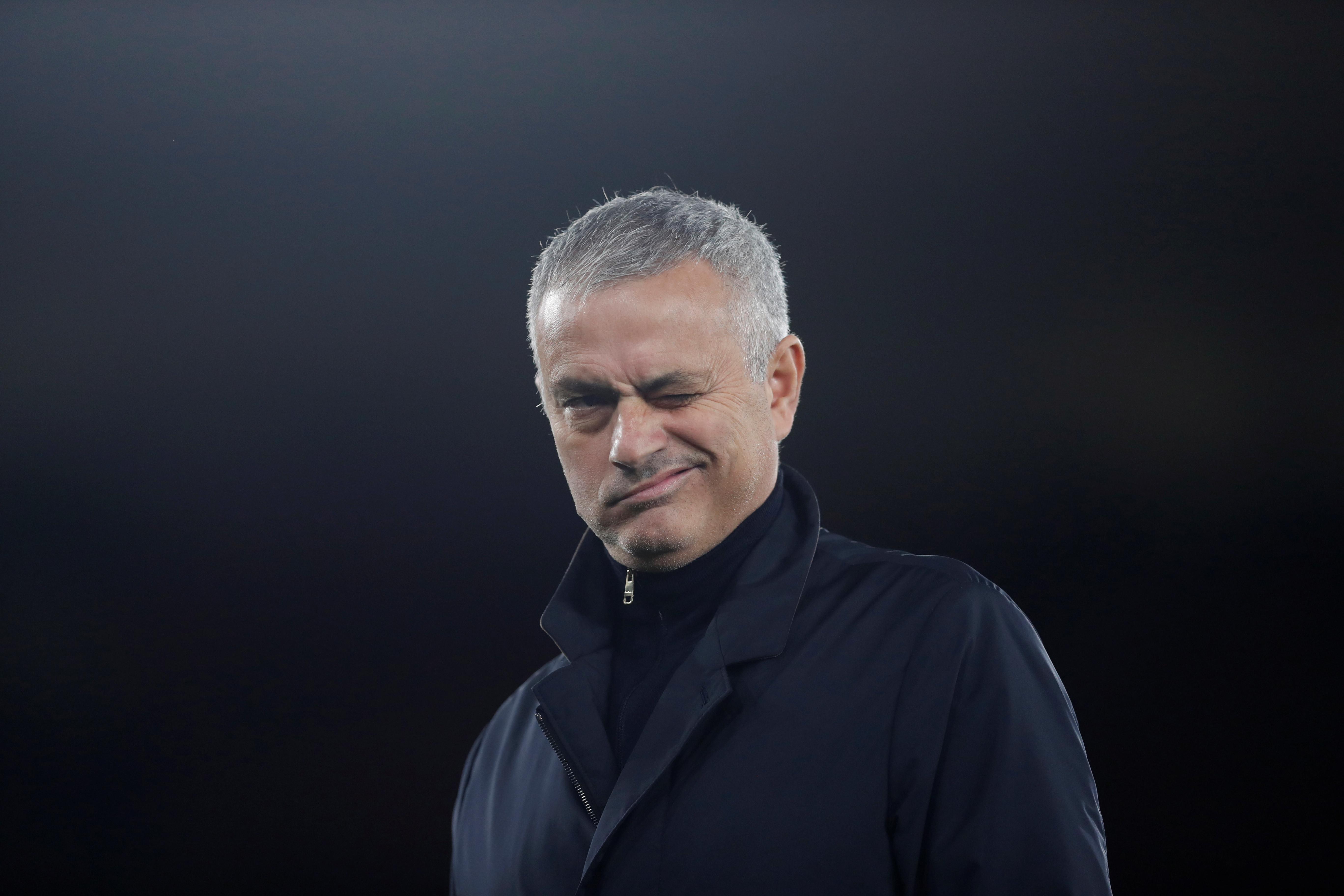 A reação de Mourinho ao regresso de Zidane ao Real Madrid