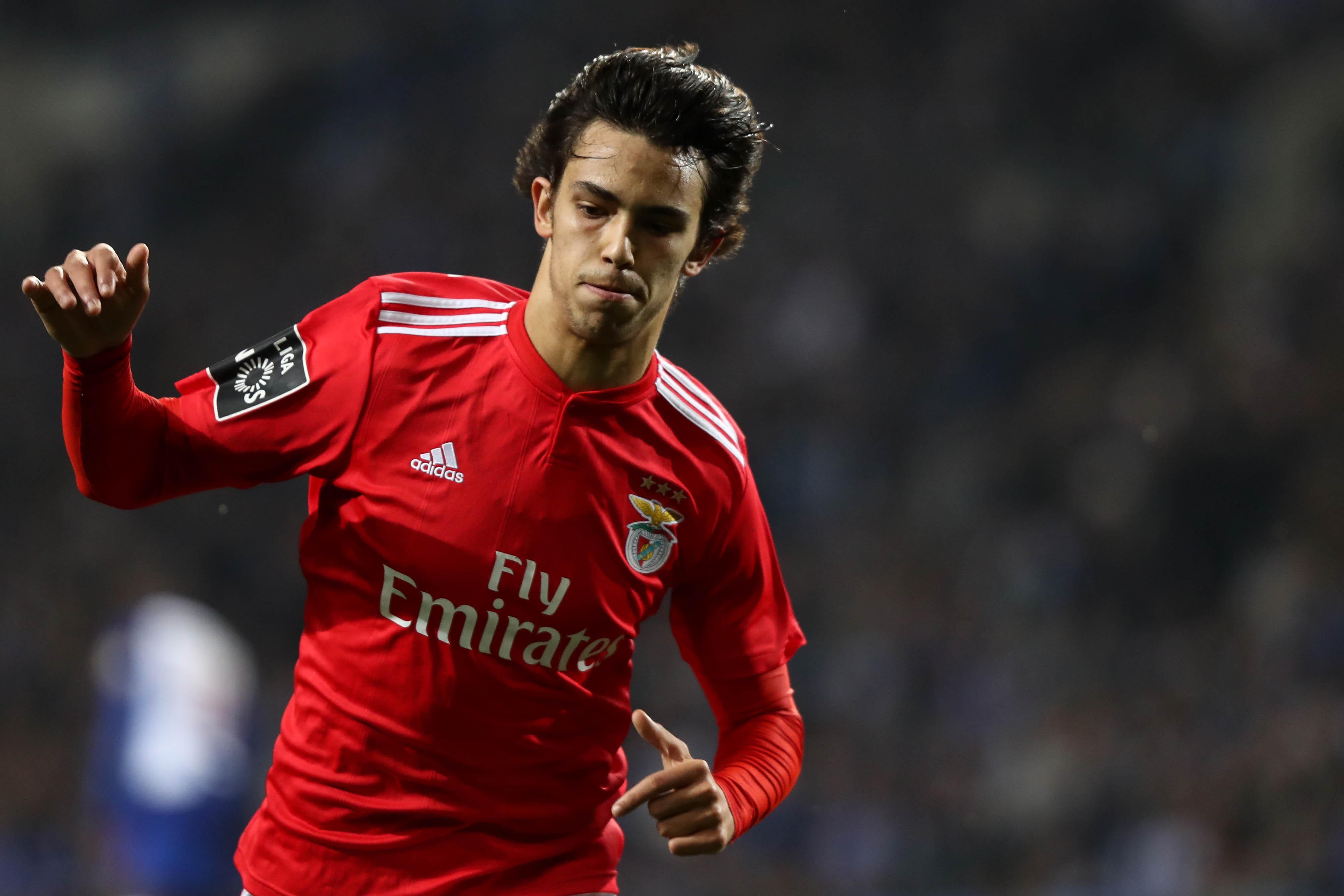 João Félix apresenta queixas e 'abandona' treino da Seleção