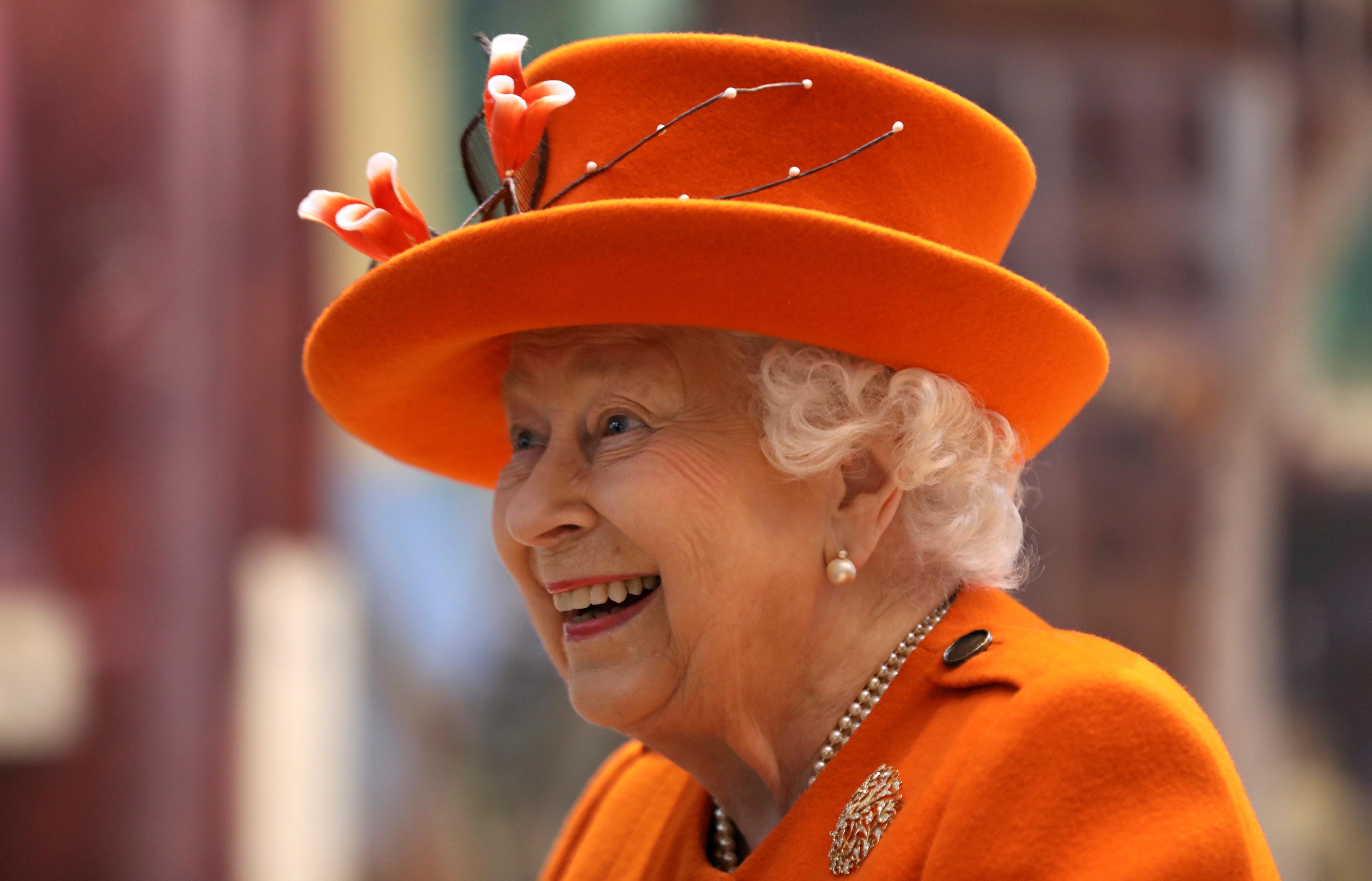 Rainha Isabel II fez a sua primeira publicação no Instagram