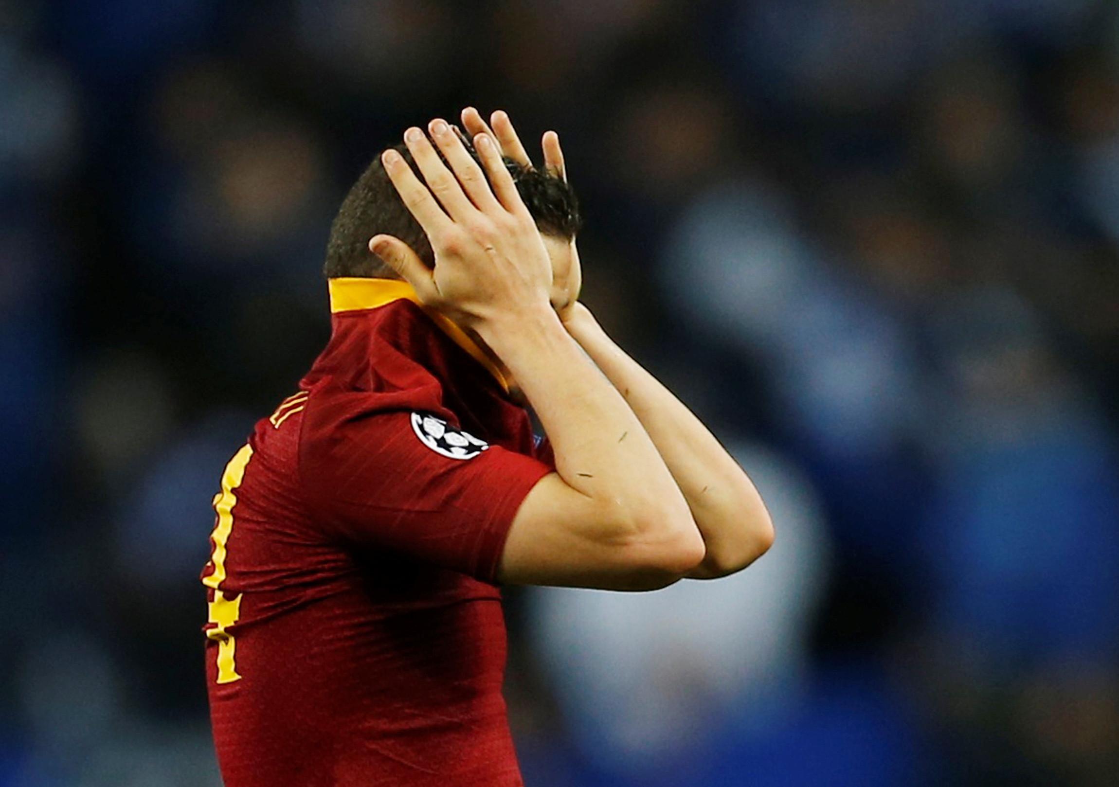Assim relataram os italianos a queda da AS Roma no Estádio do Dragão