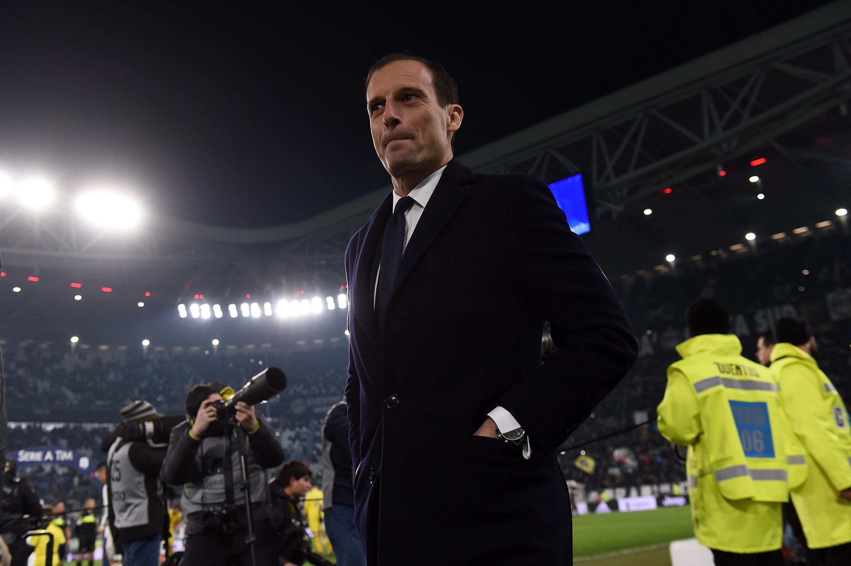 Allegri comenta alegada festa dos jogadores após derrota em Madrid