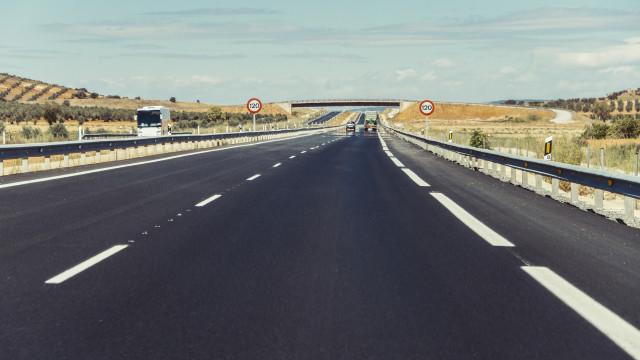 Trânsito na A1 desviado no nó da Mealhada por causa de despiste