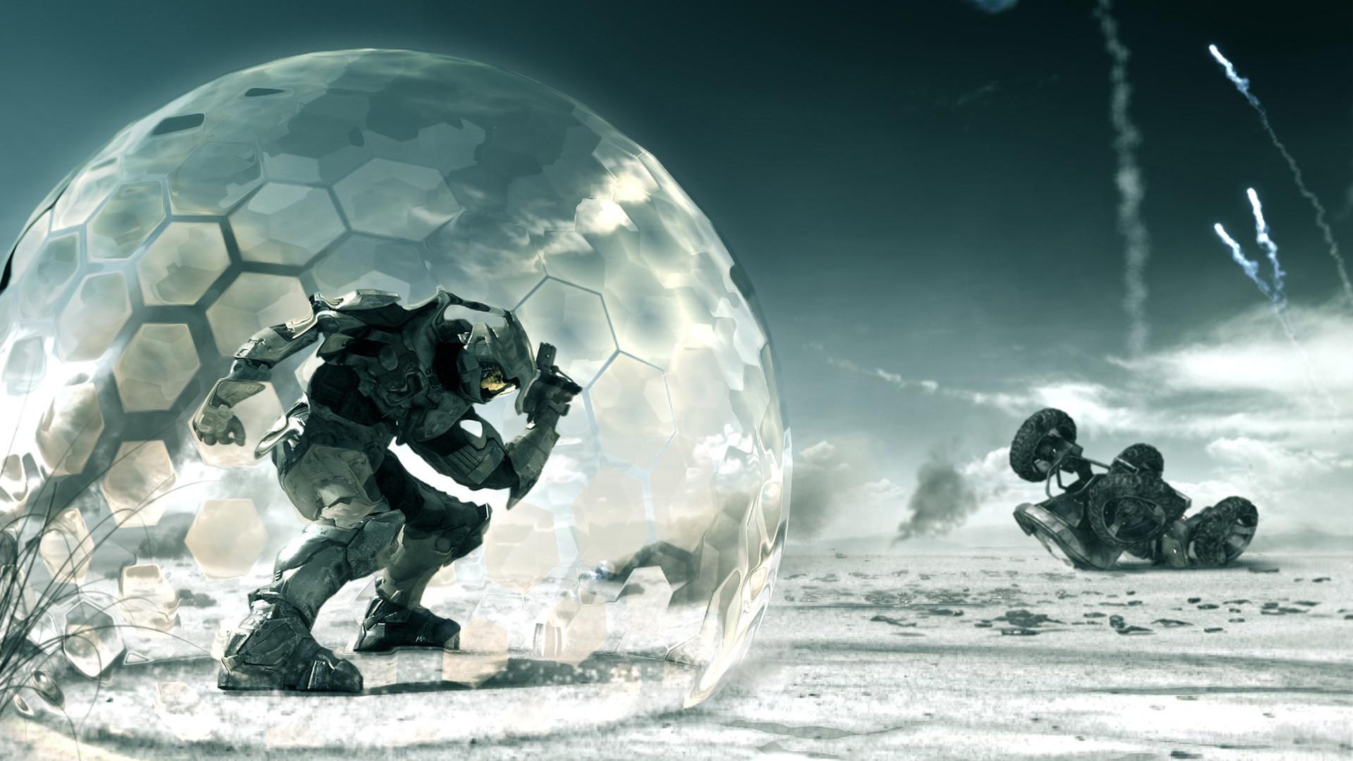 Coletânea de 'Halo' a caminho do PC?