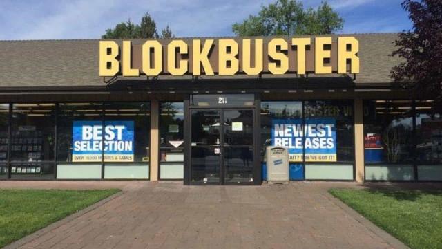 Lembra-se das lojas Blockbuster? Já só há uma no mundo e não vai fechar