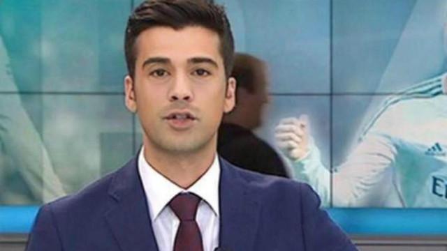 Pivot da TVI, Frederico Mendes de Oliveira, luta contra depressão