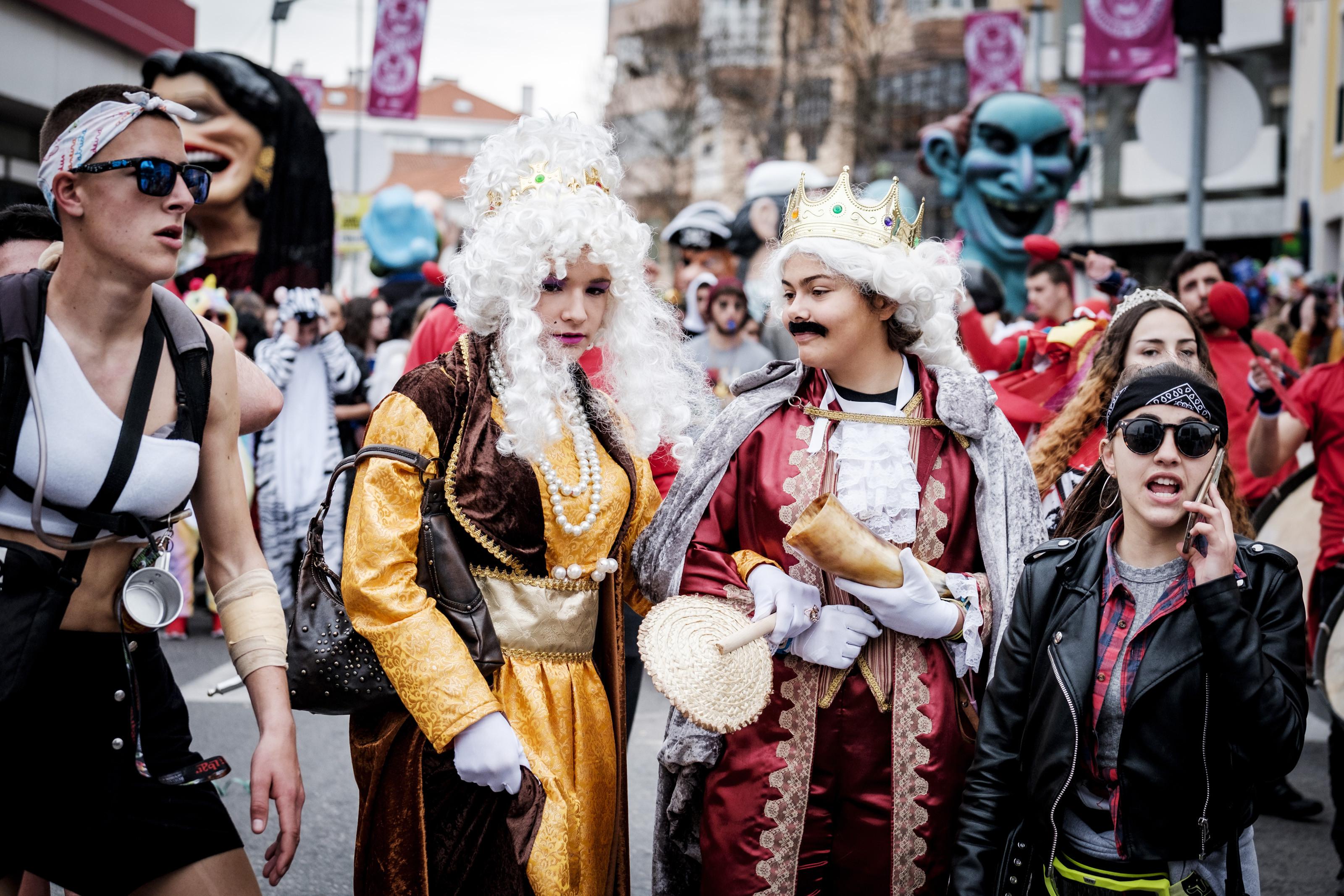 Carnaval de Torres Vedras atingiu meio milhão de visitantes este ano