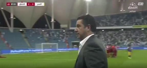 Recuperação incrível e golo nos descontos garantem triunfo a Rui Vitória