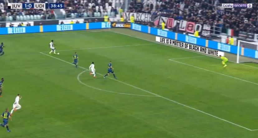 'Ronaldo que se cuide.' Jovem da Juventus marca golo para ver e rever