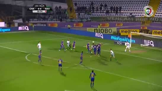 Rúben Semedo volta aos golos... com assistência de Fábio Coentrão