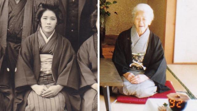 Mulher japonesa com 116 anos é a pessoa mais velha do mundo