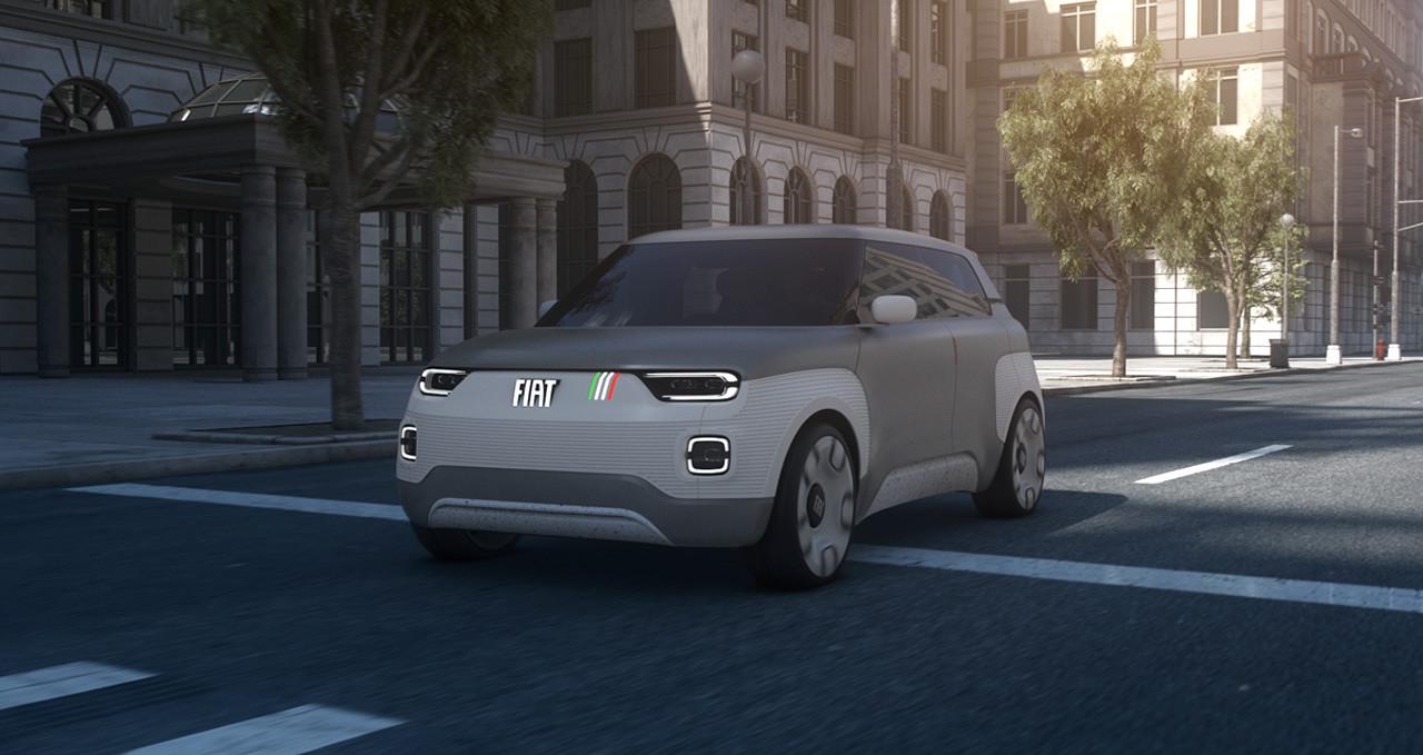 Concept Centoventi: Assim será o futuro da Fiat