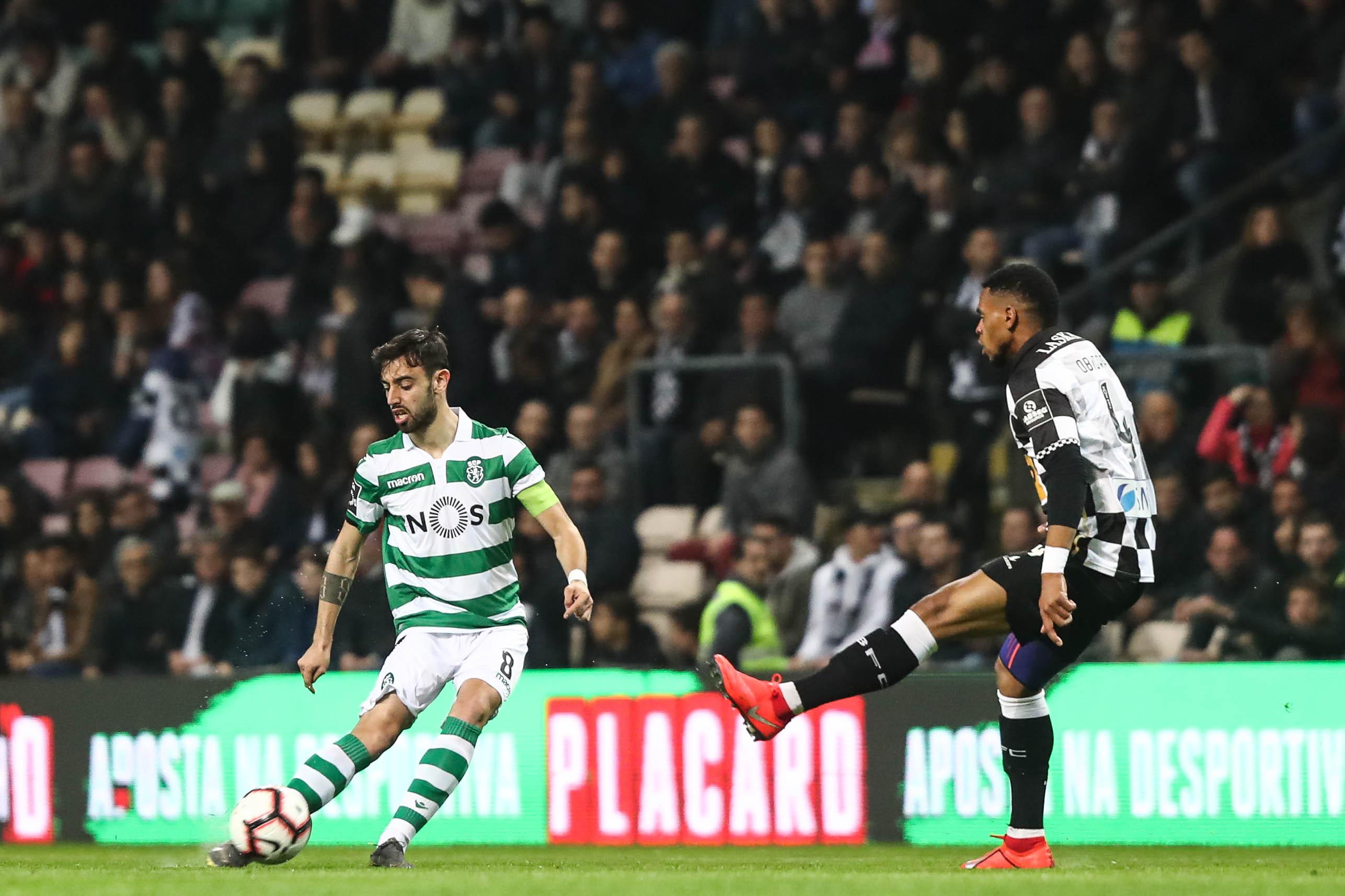 Sporting explica dispensa de Bruno Fernandes da Seleção Nacional