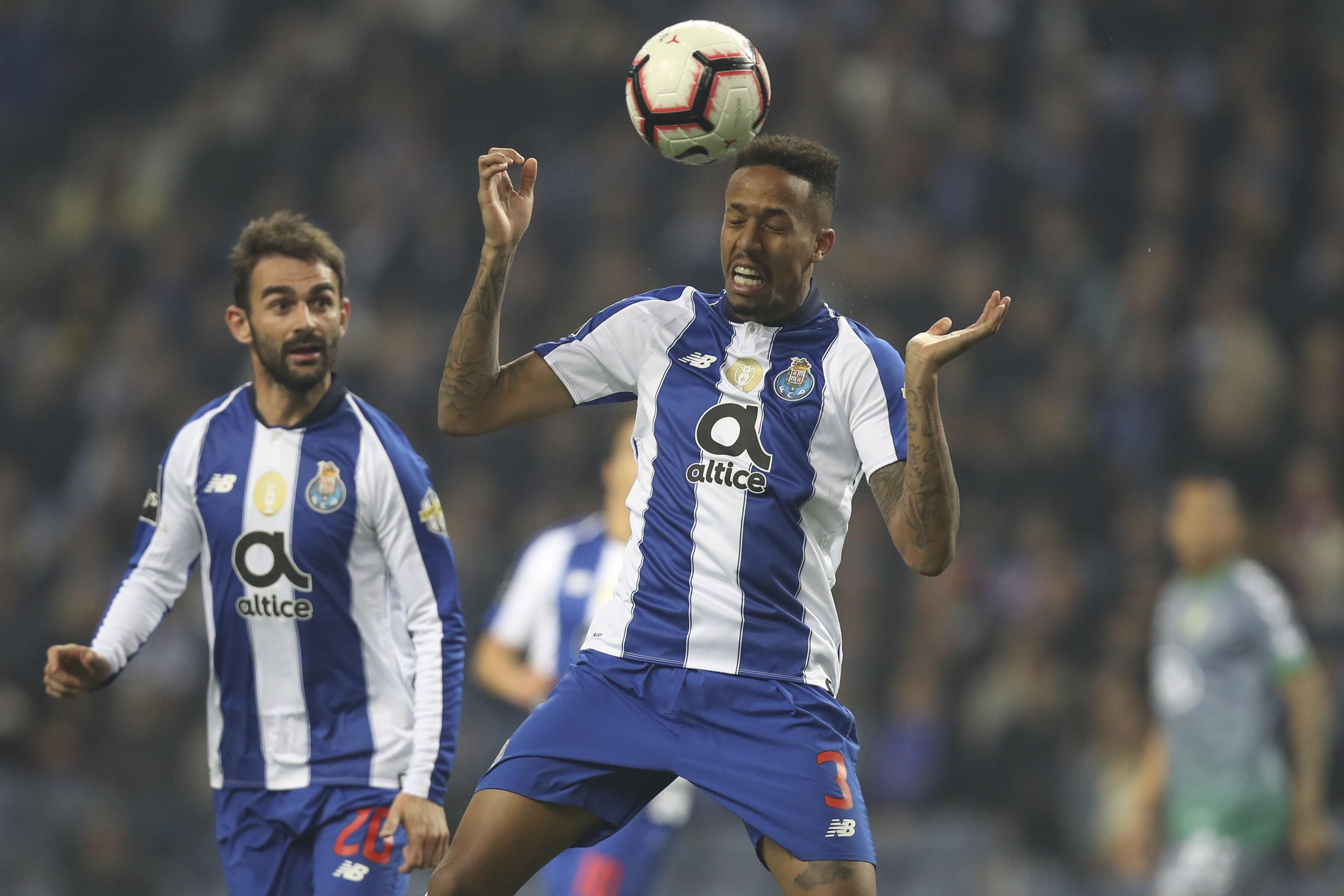FC Porto confirma o valor da transferência de Éder Militão
