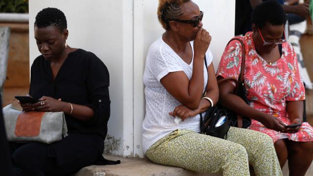 """""""Não há sobreviventes"""" em queda de avião na Etiópia"""