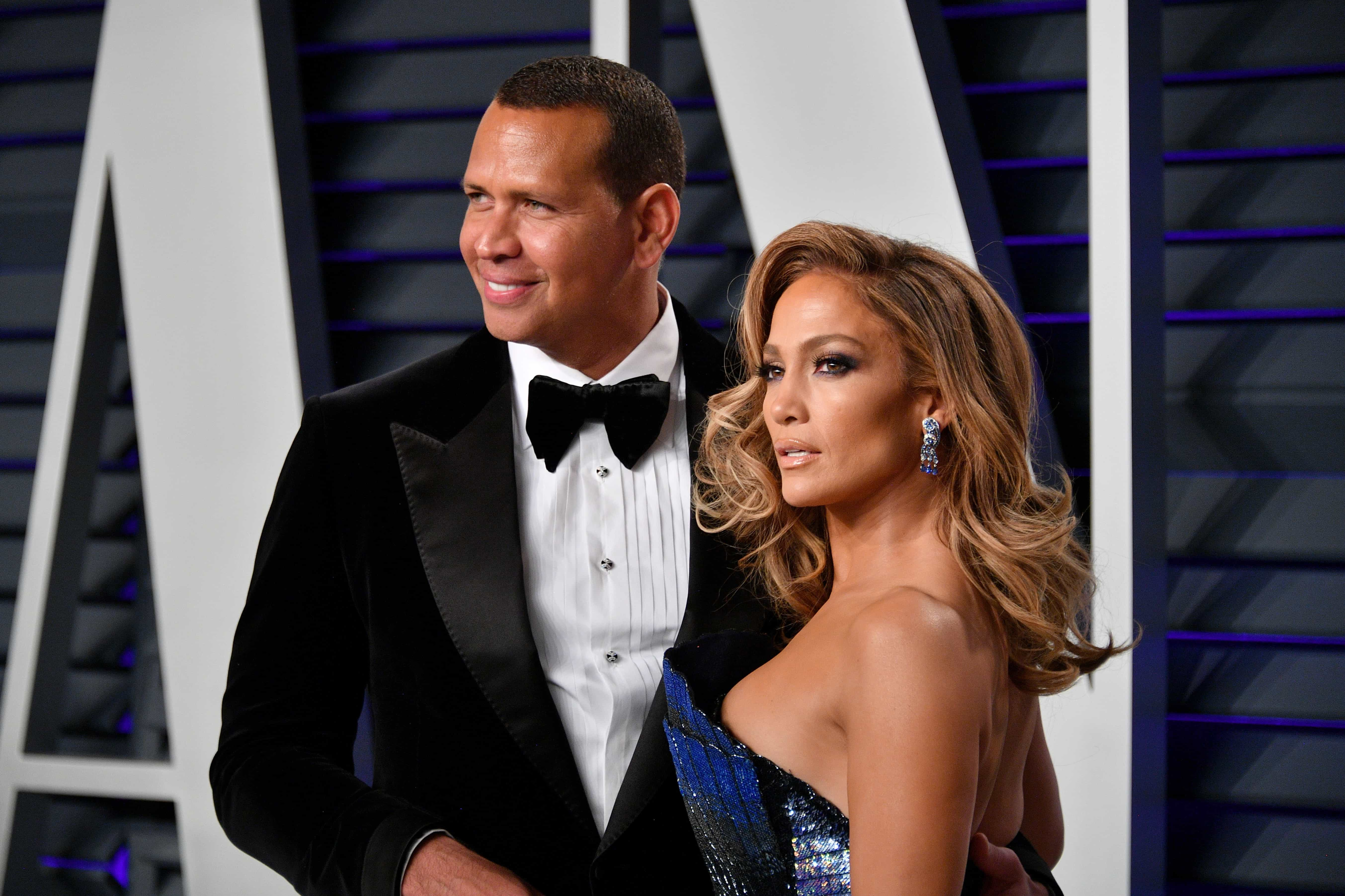 Cada vez mais apaixonado! Os elogios de Alex Rodriguez a Jennifer Lopez