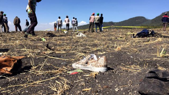 """Tripulação do avião da Ethiopian Airlines """"seguiu procedimento"""""""