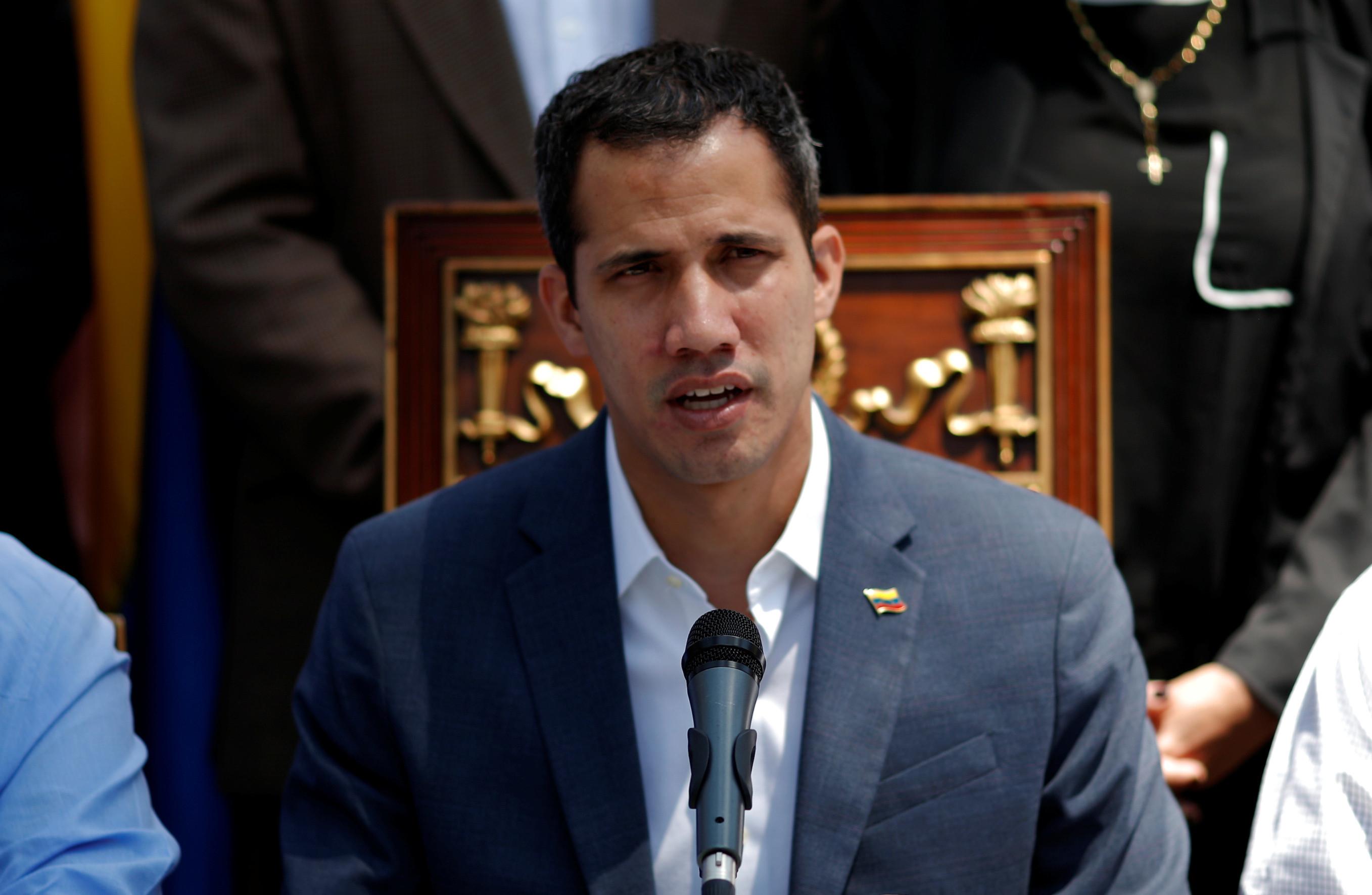 Chefe de gabinete de Guaidó detido