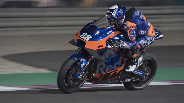 Miguel Oliveira alcança o 17.º lugar na sua estreia no MotoGP