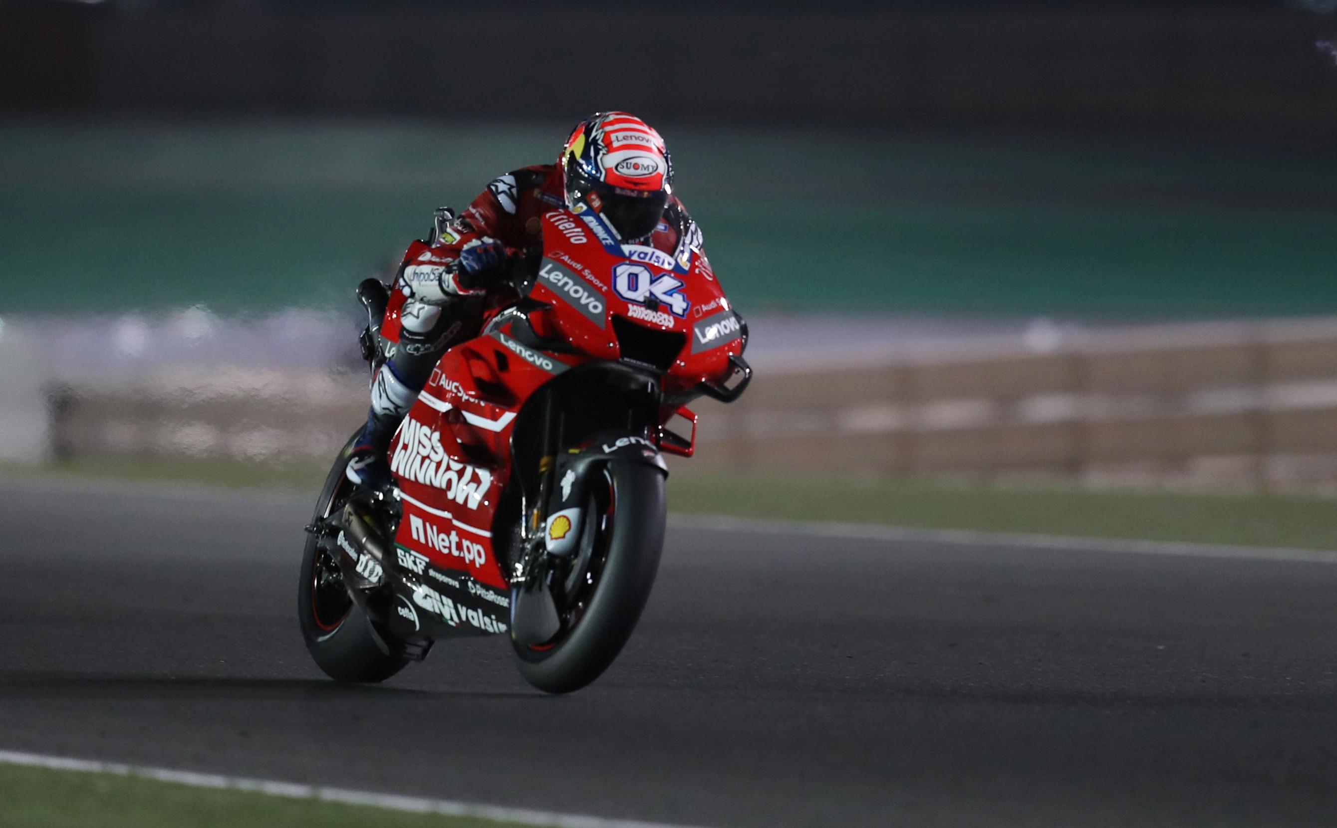 MotoGP: Vitória de Dovizioso em risco. Equipas protestam uso de uma peça