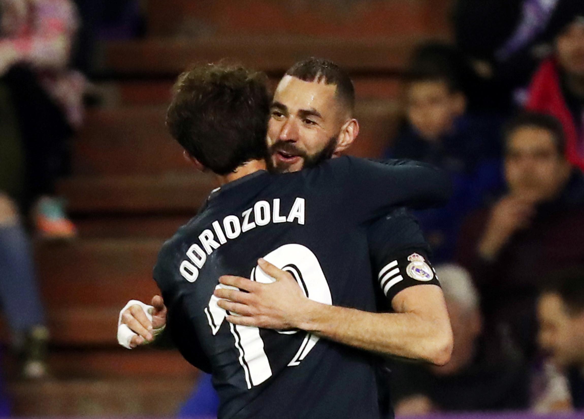 R. Madrid ainda está vivo. Ronaldo deu uma 'ajuda' no exame de Valladolid