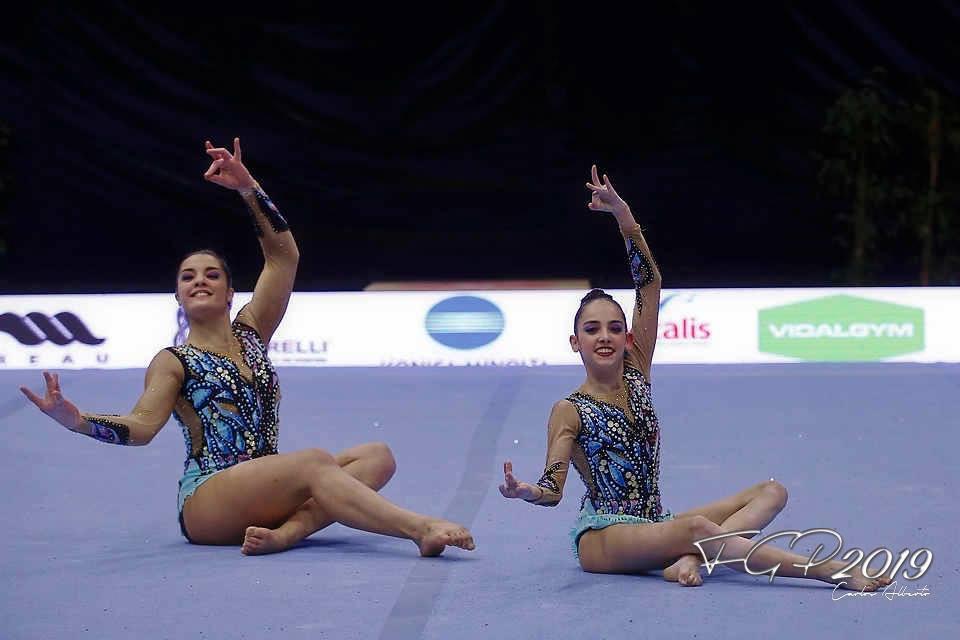 Duplo ouro para Portugal na Taça do Mundo de ginástica acrobática