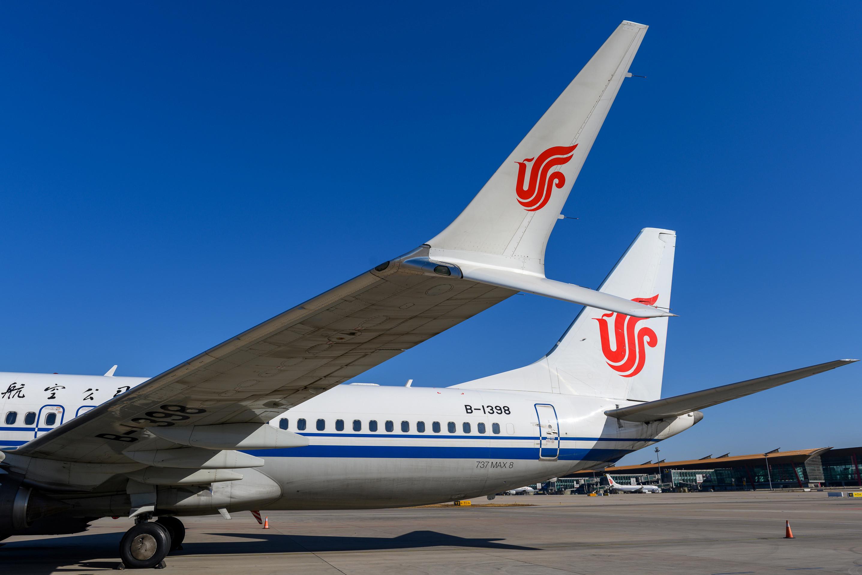 Companhia aérea argentina suspende voos com Boeing 737 MAX 8