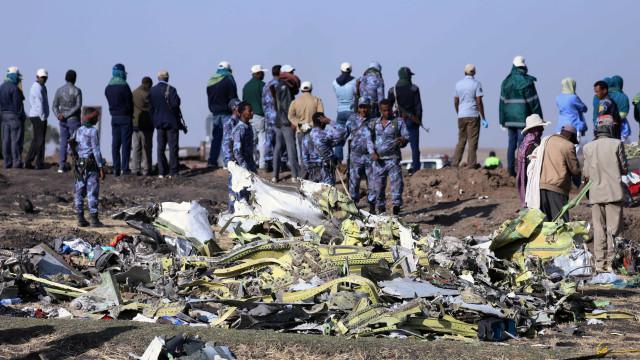 """Avião da Ethiopian Airlines caiu por causa de """"sensor danificado"""" no ar"""