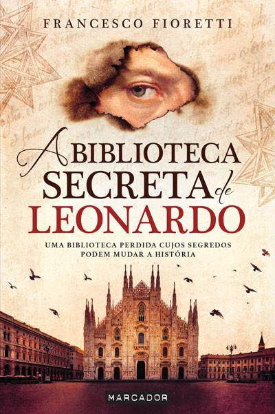 'A Biblioteca Secreta de Leonardo', um thriller com da Vinci