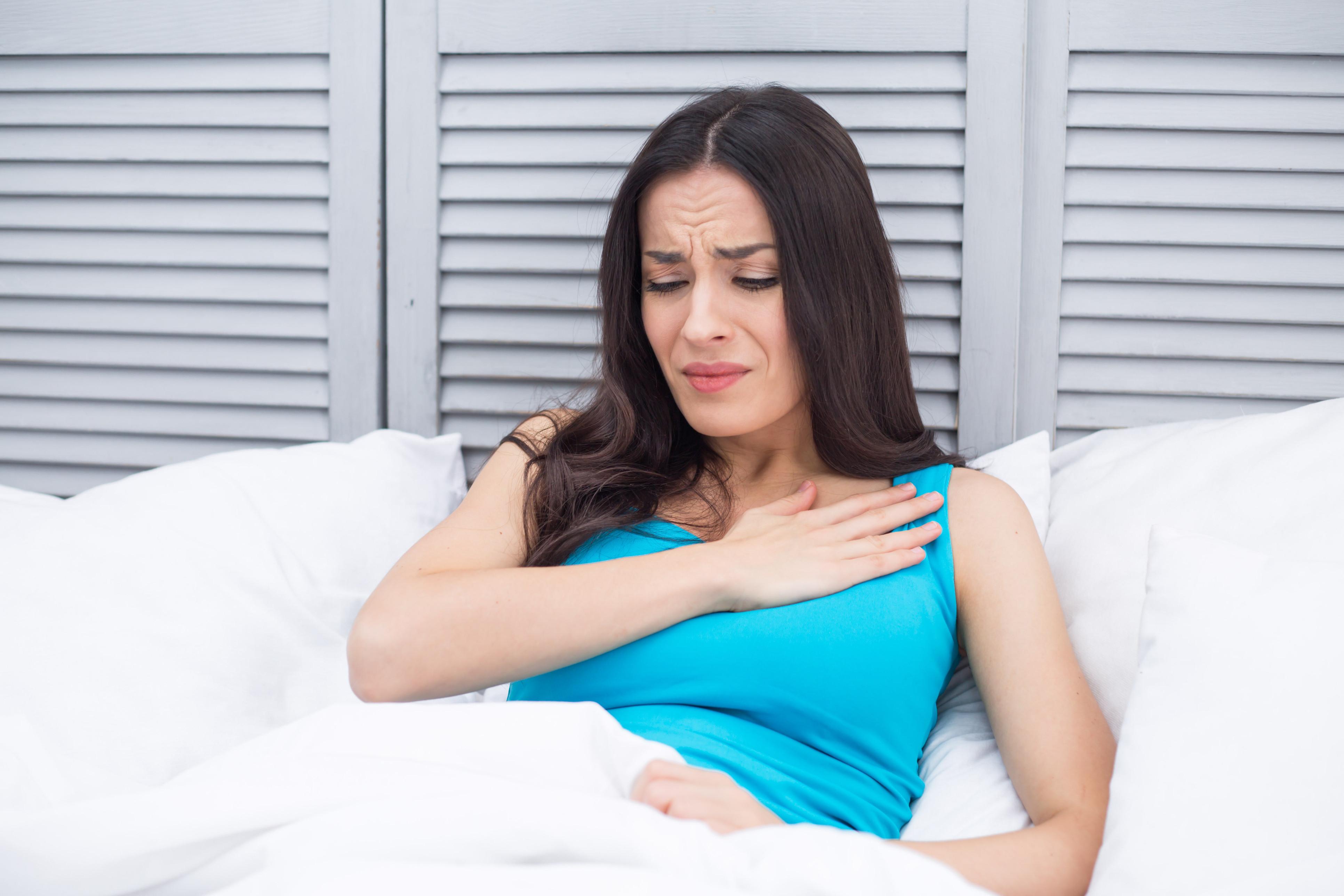 Tic-tac. Quatro sinais de ataque cardíaco nas mulheres
